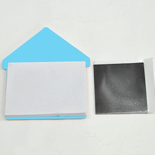 집메모판(5개입)*하늘색 R-04-203