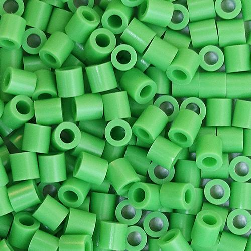 (20)5mm 컬러비즈 *초록*(50~55g) (약1000개입) F-08-111