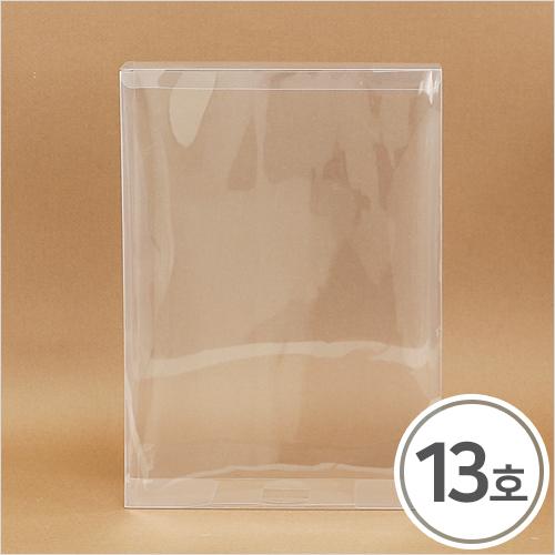 PVC케이스*13호*아치형 정원꾸미기 세트용* 26x11x36cm (5장입)  N-04-107