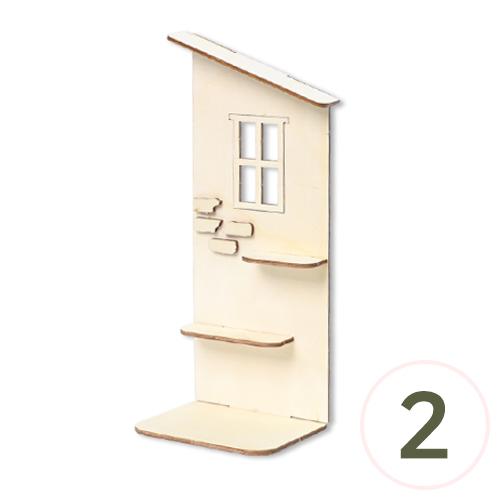 하우스창문*2조선반*9x21.5x7.5cm(2개입) W-06-203
