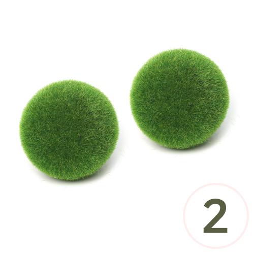 원볼*잔디폼 8cm (2개입)