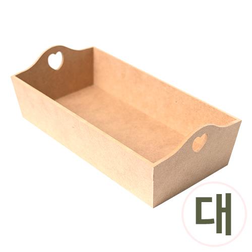 하트 붓통 대 30x15.5x9.3cm