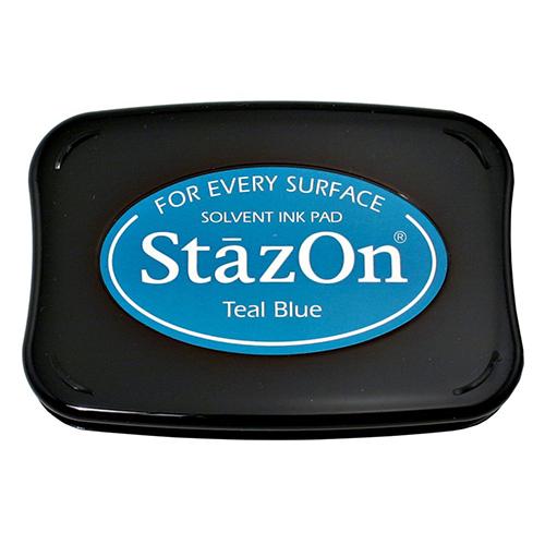 (냅스) [색상선택옵션]스테이즈온 잉크패드 STAZON INK PAD