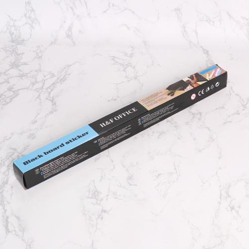 블랙보드 칠판 스티커 45cmx2m(분필5개포함) V-07-310