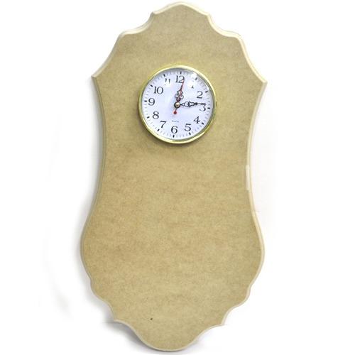 [세트상품] 타조알시계판+11cm 알시계*금테 P-06-109