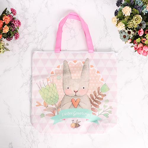 러블리 토끼가방*색상랜덤발송 J-09-405