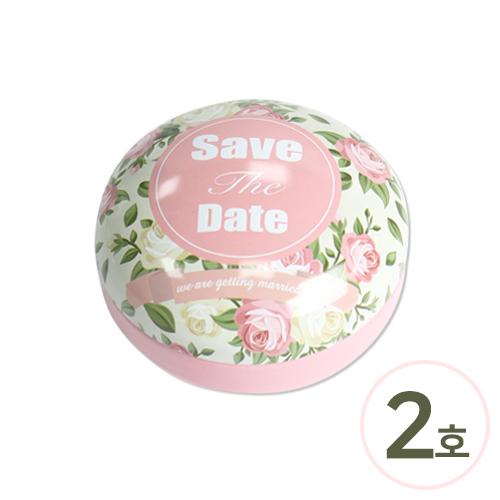 캔들 돔 보석함 2호*핑크 W-06-111
