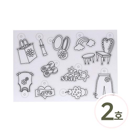인쇄쉬링크플라스틱2호 29x20cm Z-00-002