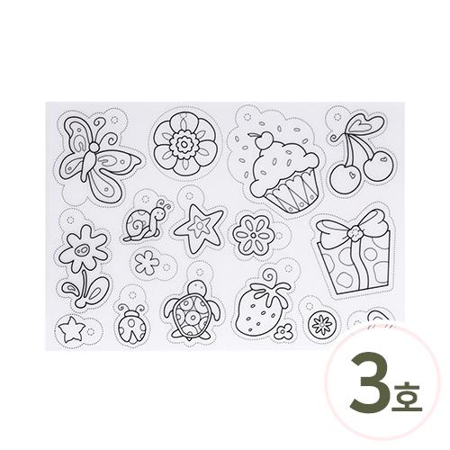 인쇄쉬링크플라스틱3호 29x20cm Z-00-003
