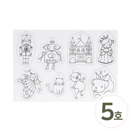 인쇄쉬링크플라스틱5호 29x20cm Z-00-005