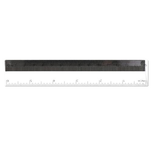 미끄럼 방지용 자 15cm G-04-02
