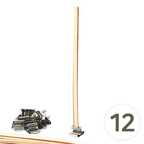 부스터심지(S) 12개입 0.6*15.2cm EX-08