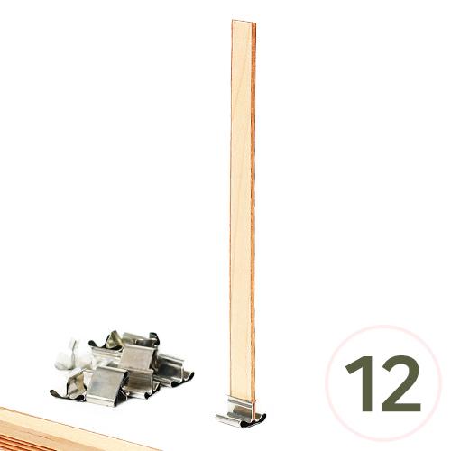 부스터심지(L) 12개입 1.2*15.2cm EX-08