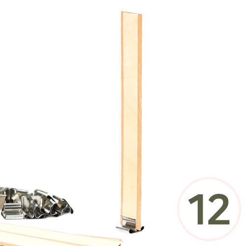 부스터심지(XL) 12개입 1.9*15.2cm EX-08
