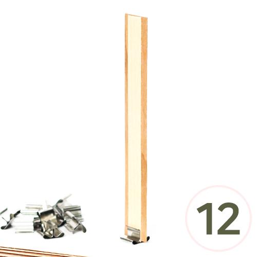 부스터심지(XXL) 12개입 2.2*15.2cm EX-08