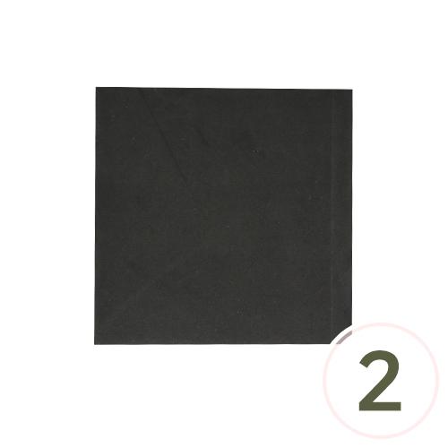 스트링 아트용 블랙보드 20x20cm (2개입) G-05-114