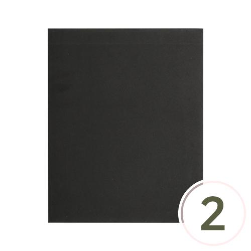 스트링 아트용 블랙보드 24x30cm (2개입) G-05-116