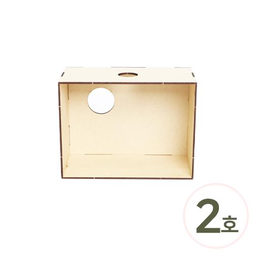 공간액자 데코*2호용*20x15x10cm(1세트입) Z-04-318