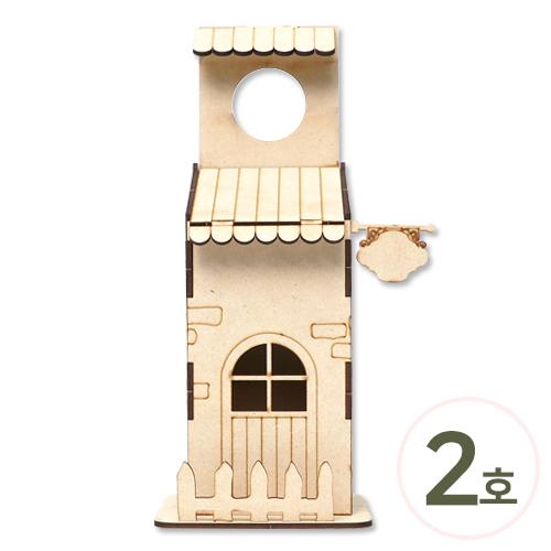 DIY티백함2호 11x27.5x12cm (1개입) N-07-110