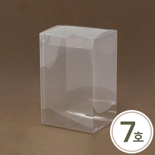 PVC 케이스*고급형*7호* 13x12x22cm(5개입) R-09-210