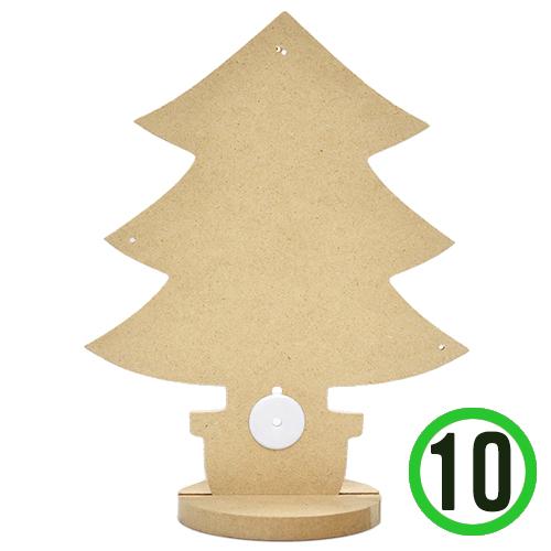 [세트상품]성탄나무 + 동전오르골(성탄) 20x26cm(10개입)  R-05-103, R-05-108