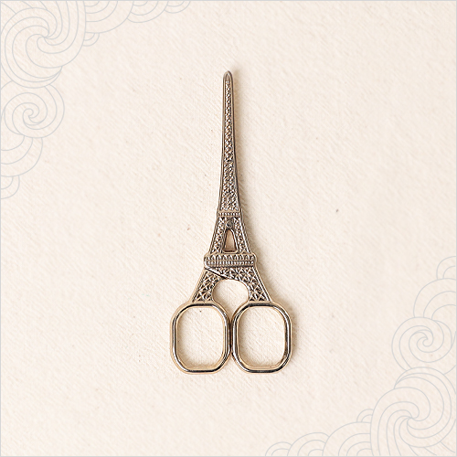 에펠탑가위  4x10cm W-09-310