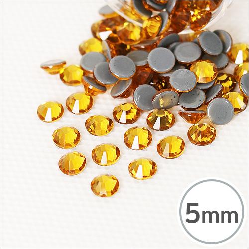 SS20-10 Topaz(토파즈) 5mm(약100개입)*핫픽스 EX-03