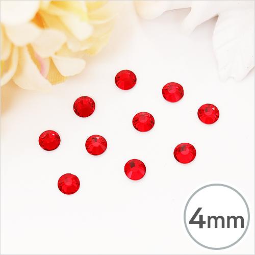 SS16-3 Light Siam(라이트 시암) 4mm(약200개입)*핫픽스 EX-03