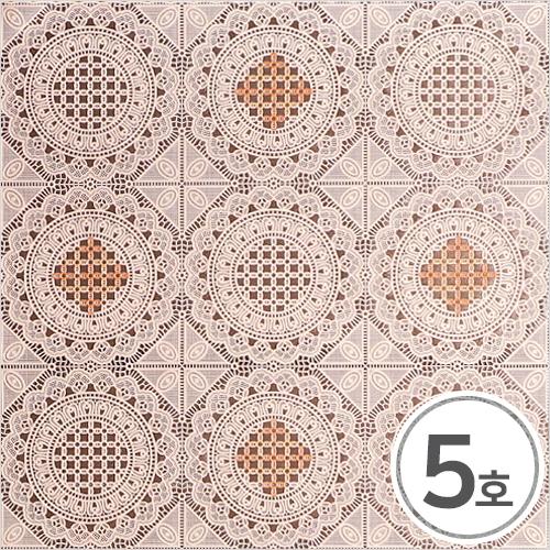 데코매트 5호*해바라기 레이스 68x29.5cm O-11-315