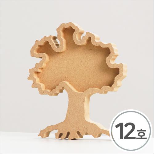 모스화분 12호*뿌리나무 12x13.5cm 두께1.5cm (5개입) Q-03-106