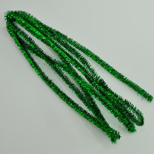 반짝이 모루*초록*2m G-10-203