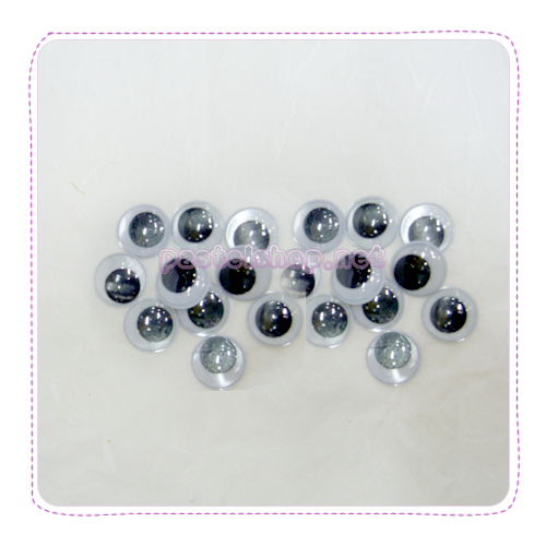 눈알★22mm(30개) G-07-118