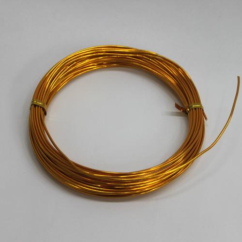 칼라 알루미늄 철사*금색1.5mm*10m B-09-102