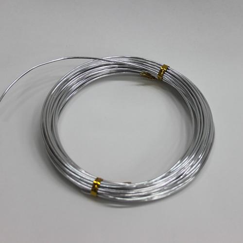 칼라 알루미늄 철사*은색1.5mm*10m B-09-107