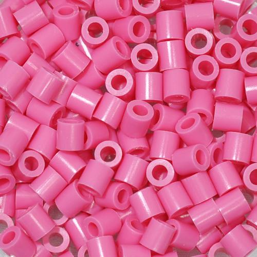 (39)5mm 컬러비즈 *핑크*(50~55g)(약1000개입) F-08-306