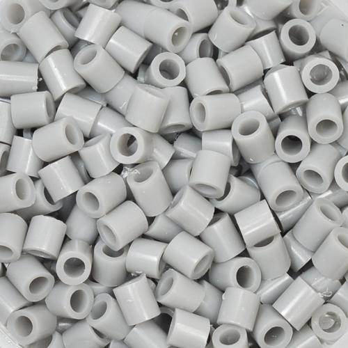 (21)5mm 컬러비즈 *연회색*(50~55g)(약1000개입) F-08-110