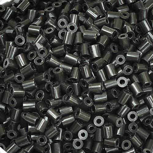 3mm 컬러비즈 *15g입* (약1000개) *검정* F-09-107