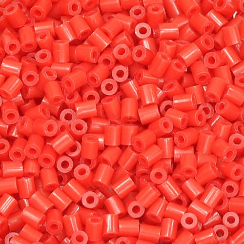 3mm 컬러비즈 *16g입* (약1000개) *빨강* F-09-112