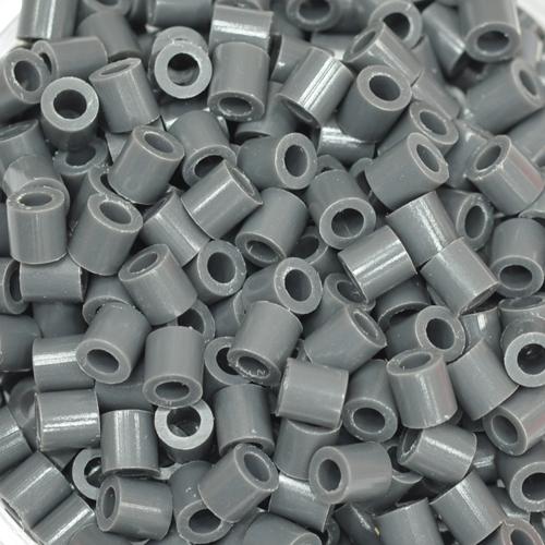(28)5mm 컬러비즈 *진회색*(50~55g)* (약1000개입) F-08-114