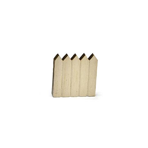 미니어쳐소품 4호 *울타리지붕* 3.5*3.5CM  J-06-103