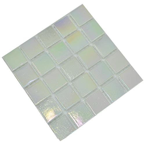 TL-004* 흰색오로라사각2*2cm 11*11cm*25개입 U-02-116