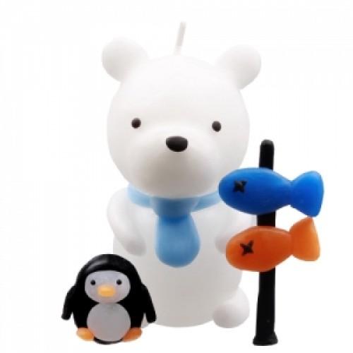 동물나라 백곰 H-11-126
