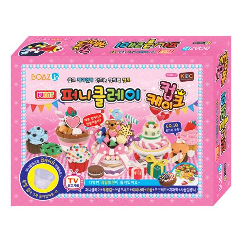 퍼니클레이)컵케이크 K-02-301