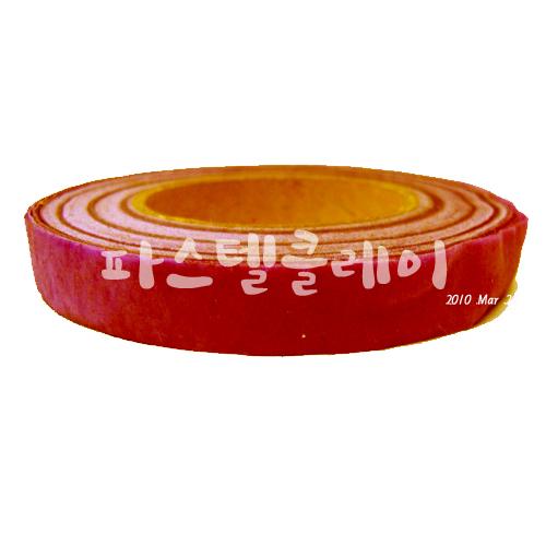 꽃만들기 테이프*빨강 O-01-305