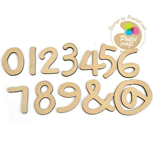 러블리 숫자기호*대*3*35mm   E-07-02