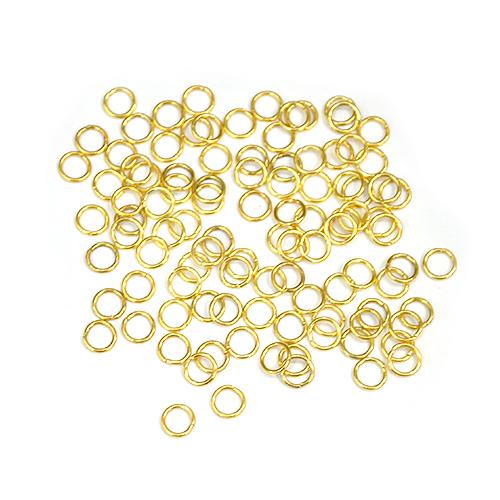 오링*금색*7mm(100개입) E-04-219