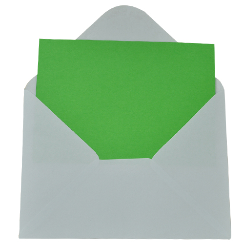 카드*초록*13x18cm(10개세트)*T-09-305