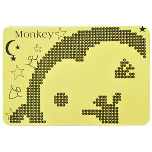 [한정세일]*CK)JCN-030*보석십자수10x15cm원숭이(하드보드판2mm) D-08-204