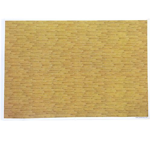 마루&타일 시트 4호 29.5x42.5cm*스티커 처리로 간편하게 붙임 U-03-109