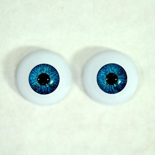 3D눈알 원형 *청색* 16mm (10개입) G-07-209
